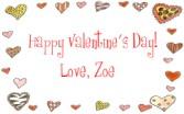 Valentine Funky Hearts
