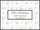 Graduation Wallpaper - girl