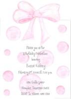 Pink White Gift