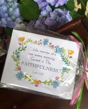 Note Cards - Bible Verse Variety Pack 3 (Encouragement)