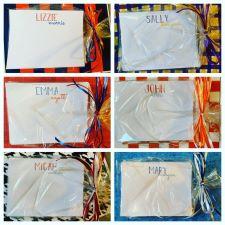Graduation Name Notes Flat (Girl) School Colors