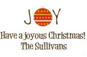 Joy Peace Love - NEW