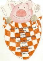 Pig/BBQ Cut-Out
