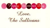 Valentine Retro Dots