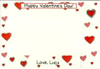Valentine Photo Cards